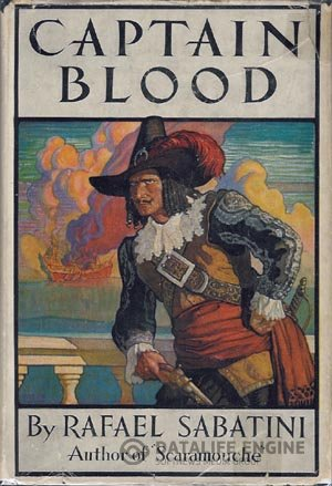 Odyssey of Captain Blood