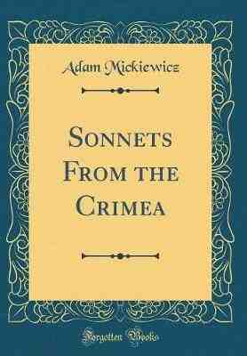 Sonnets from the Crimea