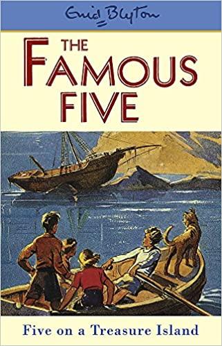 Five on a Treasure Island (Famous Five #1)